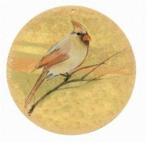 CanadaGooseGallery-Waynesville-Ohio-pbuckleymoss-ornament-limitededition-cardinal