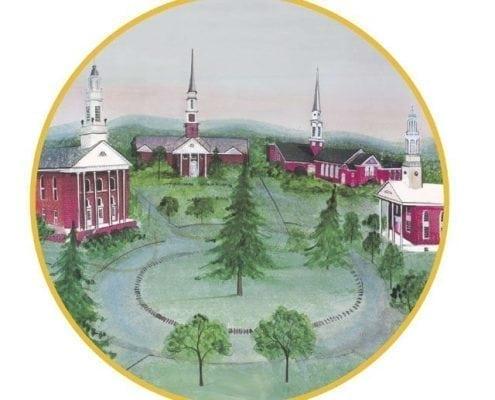 CanadaGooseGallery-Waynesville-Ohio-pbuckleymoss-ornament-limitededition-church-circle