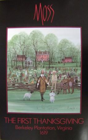 PBuckleyMoss-Waynesville-Ohio-CanadaGooseGallery-Art-Artist-Poster-Thanksgiving