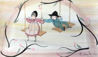 pbuckleymoss-original-watercolor-children