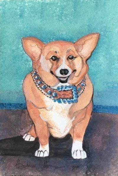 pbuckleymoss-original-watercolor-dog