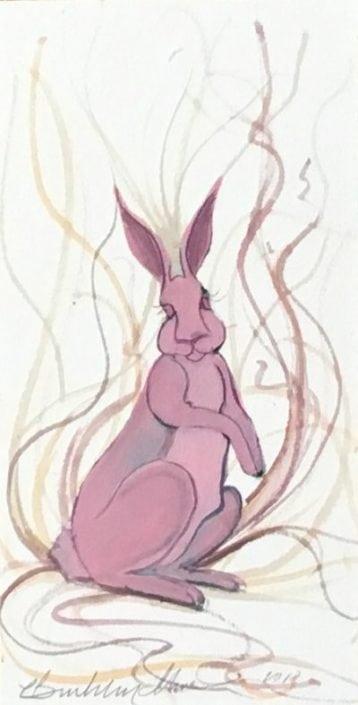 pbuckleymoss-original-watercolor-rabbit-bunny