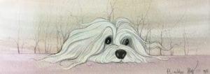 pbuckleymoss-original-watercolor-dog-yorkshire-terrier