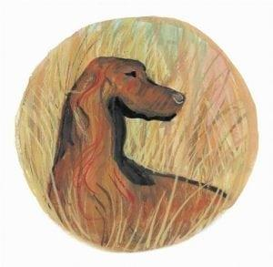 pbuckleymoss-print-limitededition-dog-irish-setter