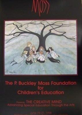 PBuckleyMoss-Waynesville-Ohio-CanadaGooseGallery-Art-Artist-Poster-Children