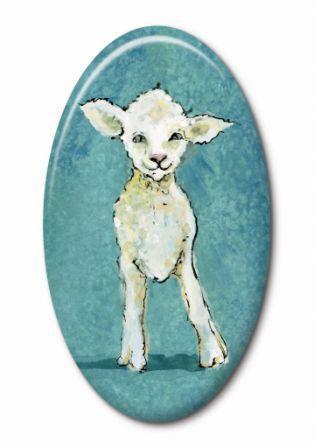 PBuckleyMoss-Waynesville-Ohio-CanadaGooseGallery-Art-Artist-LimitedEdition-Jewelry-Lamb