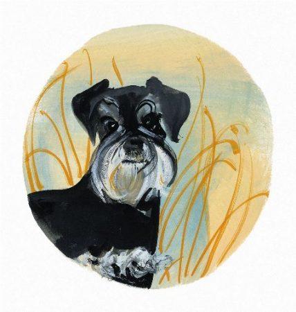 pbuckleymoss-print-limitededition-dog-schnauzer