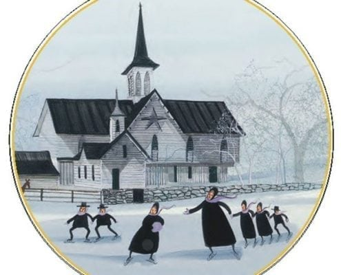 pbuckleymoss-ornament-limitededition-star-barn-Pennsylvania