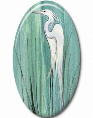 PBuckleyMoss-Waynesville-Ohio-CanadaGooseGallery-Art-Artist-LimitedEdition-Jewelry-Bird-Egret