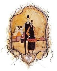 CanadaGooseGallery-Waynesville-Ohio-Amish-Wedding-Basket-Apples-CanadaGooseGallery-Waynesville-Ohio-Art-Artist-PBuckleyMoss-CanadaGooseGallery-WaynesvilleOhio-LimitedEdition-Print-HomeDecor-Decorating