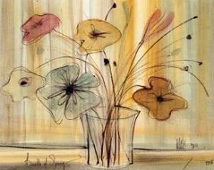 CanadaGooseGallery-Waynesville-Ohio-pbuckleymoss-artist-Proof-floral-flowers-BoHo