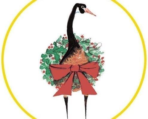 pbuckleymos-limitededition-ornament-goose-christmas-CanadaGooseGallery-WaynescilleOhio