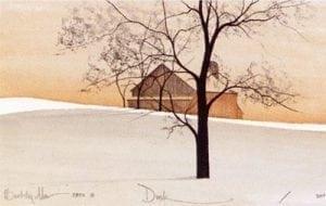 pbuckleymoss-artist-Proof-rural-nature-barn-landscape