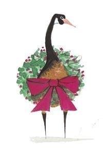pbuckleymoss-print-limitededition-goose-Holiday-goose