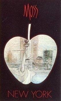 PBuckleyMoss-Waynesville-Ohio-CanadaGooseGallery-Art-Artist-Poster-NewYork-Apple