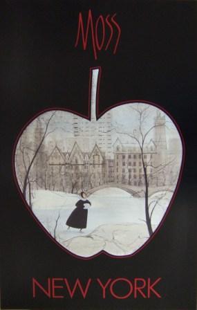 PBuckleyMoss-Waynesville-Ohio-CanadaGooseGallery-Art-Artist-Poster-NewYork