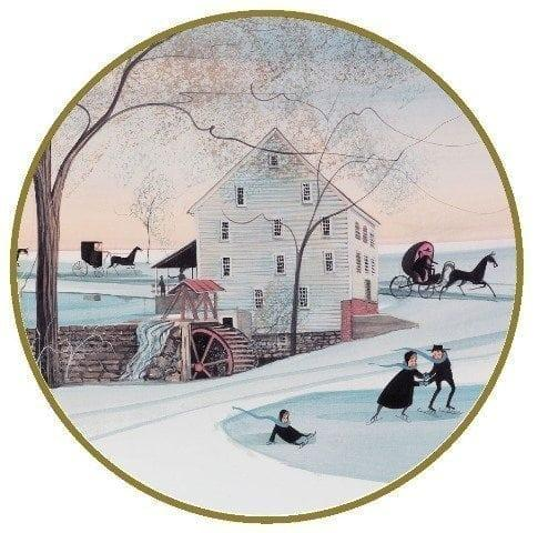 CanadaGooseGallery-WaynesvilleOhio-pbuckleymoss-ornament-limitededition-silver-lake