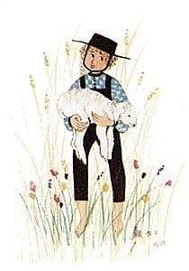 tom-lamb-print-LimitedEdition-art-Nursery-Rhyme