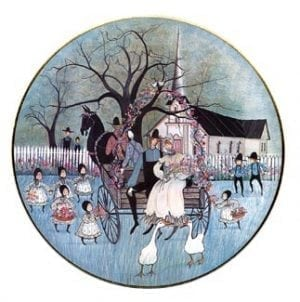 pbuckleymoss-ornament-limitededition-Porcelain-gifts-snowman-Wedding