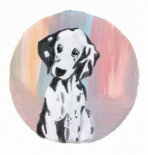 pbuckleymoss-print-limitededition-dog-dalmatian