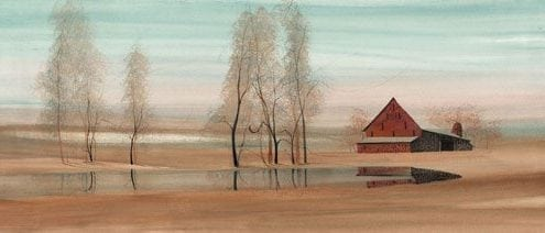 PBuckleyMoss-Waynesville-Ohio-CanadaGooseGallery-Art-Artist-LimitedEdition-Print-Barn-Fall-Autumn