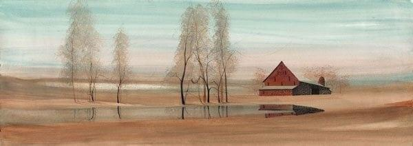 PBuckleyMoss-Waynesville-Ohio-CanadaGooseGallery-Art-Artist-LimitedEdition-Print-Barn-Fall-Autumn