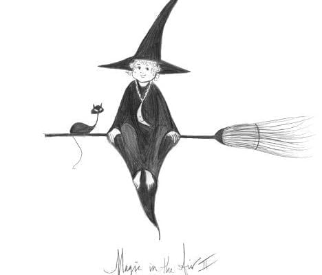 magic-halloween-witch-October-Fall-Magicintheair