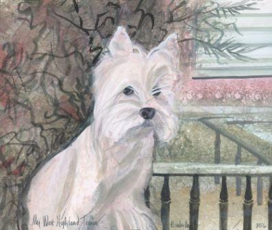 pbuckleymoss-print-limitededition-dog-westhighland-terrier