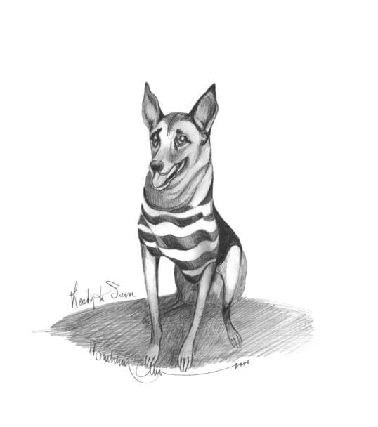 pbuckleymoss-print-limitededition-dog