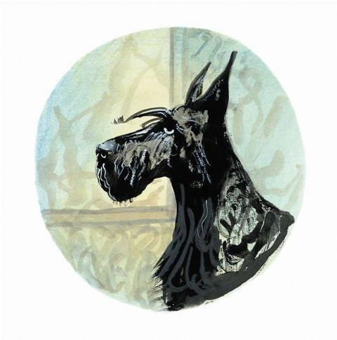 pbuckleymoss-print-limitededition-dog-scottish-Black-Terrier