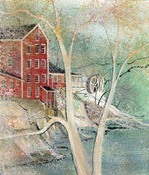 Clifton Mill is a mill in Clifton Ohio. Active in the War of 1812.
