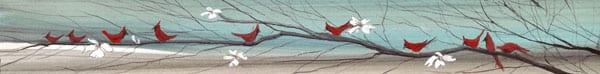 an-array-of-scarlet-p-buckley-moss-print