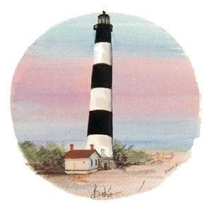 PBuckleyMoss-Waynesville-Ohio-CanadaGooseGallery-Art-Artist-LimitedEdition-Print-Lighthouse-Bodie