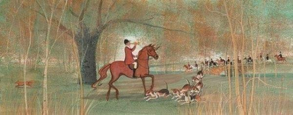 CanadaGooseGallery-WaynesvilleOhio-Pbuckleymoss-limitededition-print-art-horse