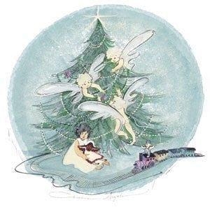 PBuckleyMoss-Waynesville-Ohio-CanadaGooseGallery-Art-Artist-LimitedEdition-Print-Angel-Christmas