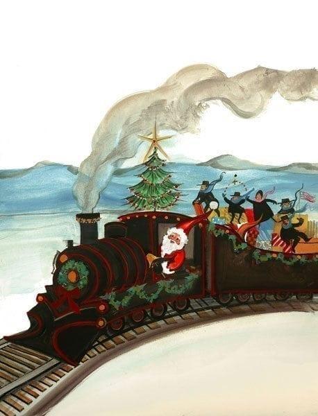 PBuckleyMoss-Waynesville-Ohio-CanadaGooseGallery-Art-Artist-LimitedEdition-Rare-Christmas