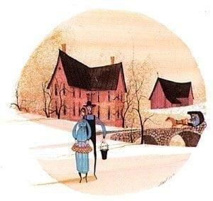 PBuckleyMoss-Waynesville-Ohio-CanadaGooseGallery-Art-Artist-LimitedEdition-Print-CountryHouse