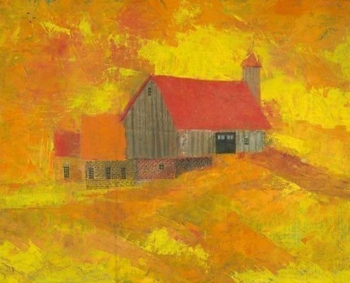 CanadaGooseGallery-Waynesville-Ohio-Fallonthefarm-limitededition-print-pbuckleymoss-Farm-Fall-Autumn