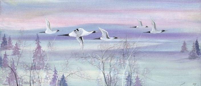 CanadaGooseGallery-Waynesville-Ohio-geese-goose-pbuckleymoss-print-limitededition-art