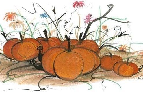 CanadaGooseGallery-Waynesville-Ohio-Framed-pbuckleymoss-print-limitededition-cat-pumpkin