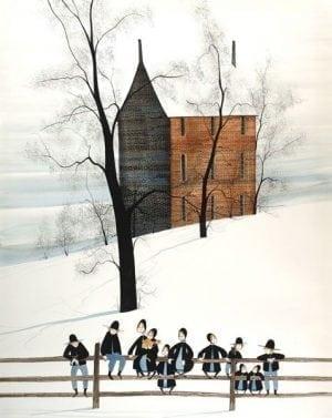 CanadaGooseGallery-Waynesville-Ohio-School-children-limitededition-print-pbuckleymoss-decor