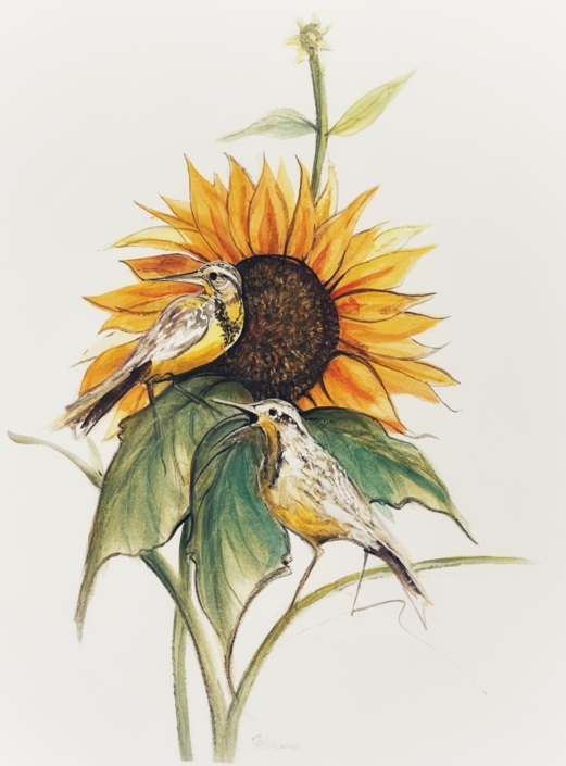 song-of-the-sunflower-p-buckley-moss-print