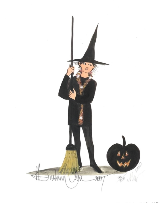 p-buckley-moss-the-good-witch-art-print