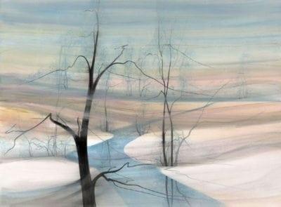 PBuckleyMoss-Waynesville-Ohio-CanadaGooseGallery-Art-Artist-LimitedEdition-Print-WinterSymphony