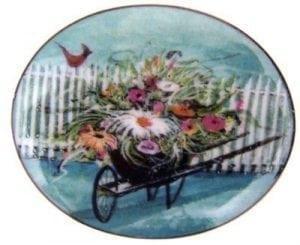 pbuckleymoss-limitededition-plaque-flower-floral