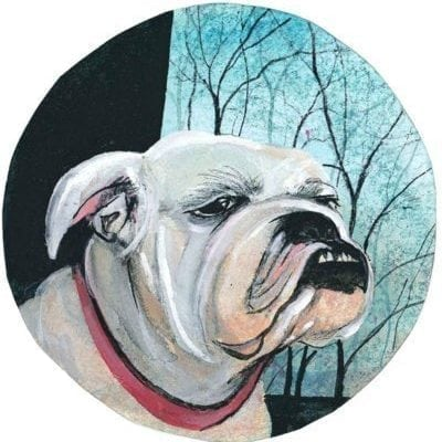 pbuckleymoss-print-limitededition-dog-bulldog