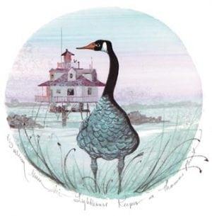 -PBuckleyMoss-Waynesville-Ohio-CanadaGooseGallery-Art-Artist-LimitedEdition-Print-Goose-Lighthouse