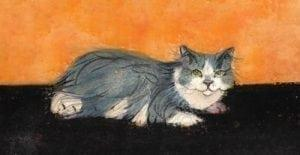 Andrew-Church-Cat-CanadaGooseGallery-Waynesville-Ohiochurch-CatAndrew-pbuckleymoss-print-limitededition-cat