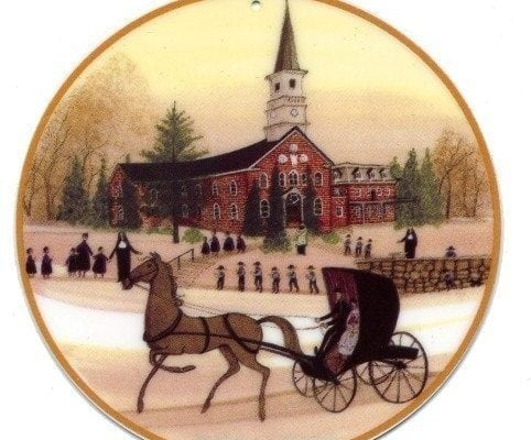 pbuckleymoss-ornament-limitededition-red-chapel-Pennsylvania