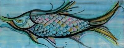 Art-Artist-PBuckleyMoss-CanadaGooseGallery-WaynesvilleOhio-LimitedEdition-Print-HomeDecor-Decorating-VirginiaArtist-Fish